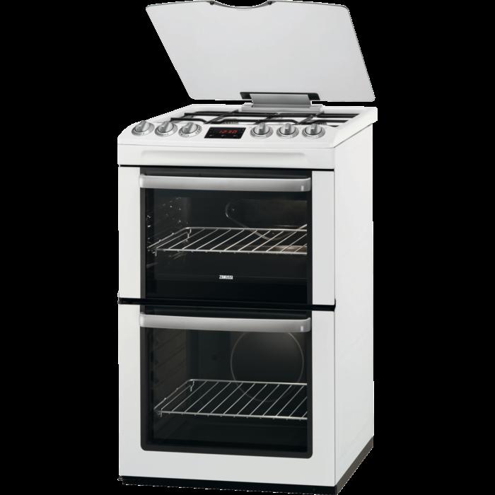 Zanussi - Gas cooker - ZCG552GWC