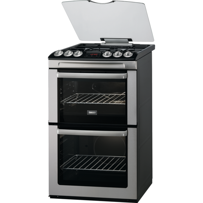 Zanussi - Gas cooker - ZCG552GXC