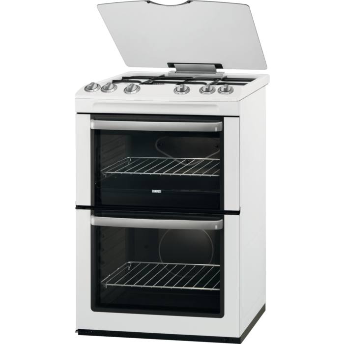 Zanussi - Gas cooker - ZCG66AGW