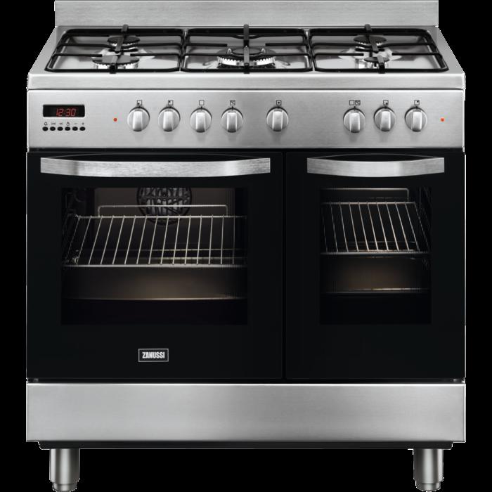Zanussi - Gas cooker - ZCK98307XA