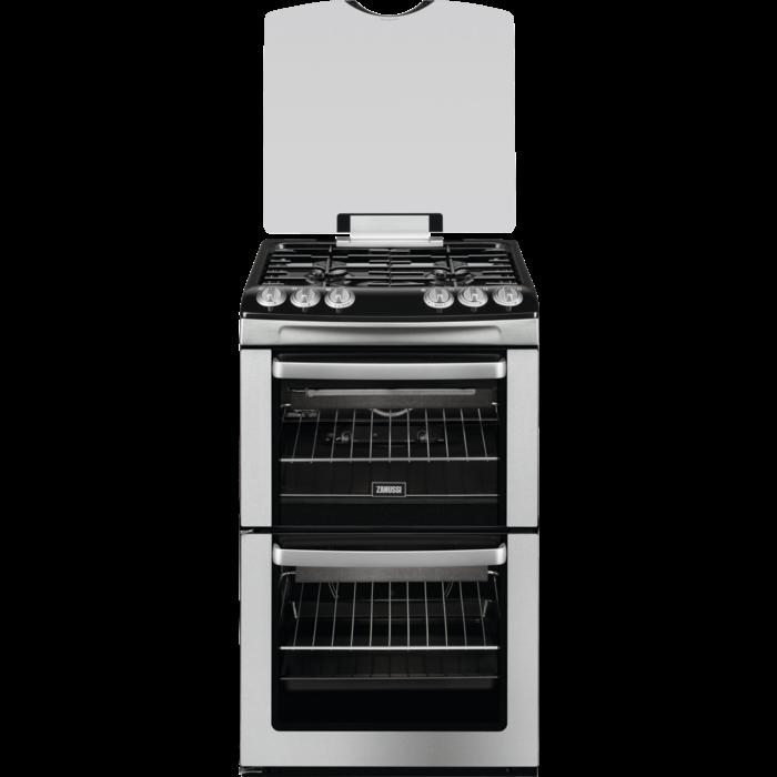 Zanussi - Gas cooker - ZCG55WGX