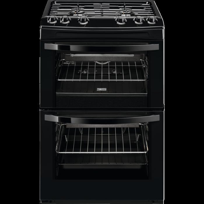 Zanussi - Gas cooker - ZCG63040BA