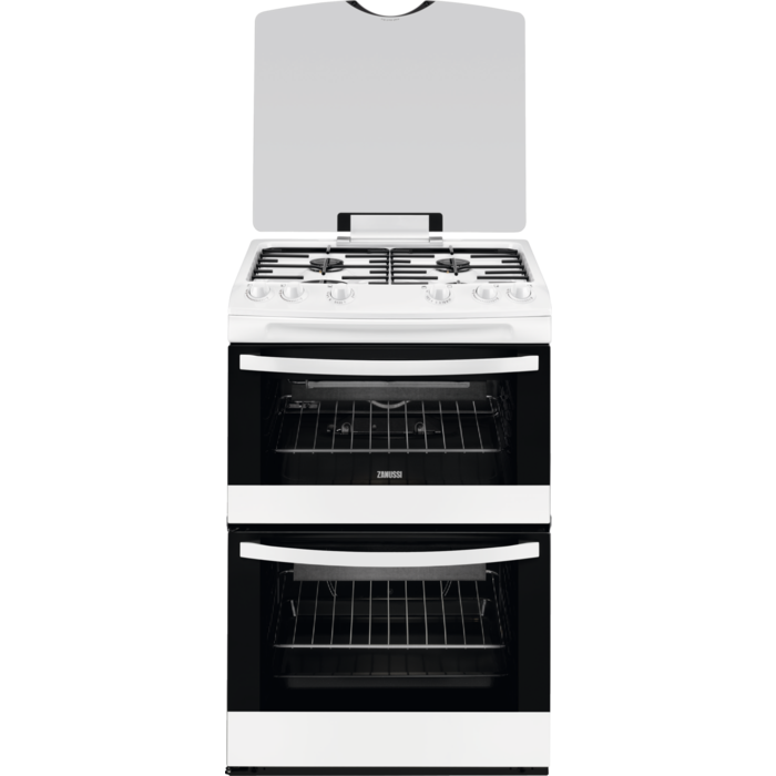 Zanussi - Gas cooker - ZCG63010WA