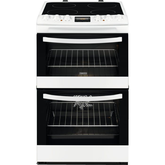 Zanussi - Electric cooker - ZCV46200WA