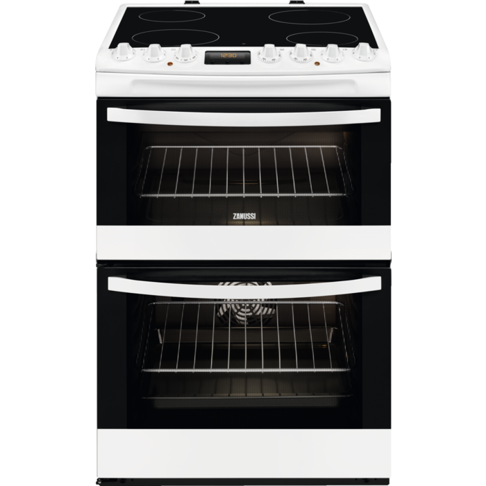 Zanussi - Electric cooker - ZCV68330WA