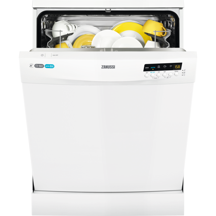 Zanussi - Freestanding dishwasher - ZDF26011WA