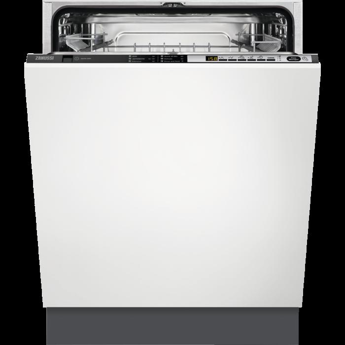Zanussi - Einbau Geschirrspüler, 60cm - ZDT26022FA