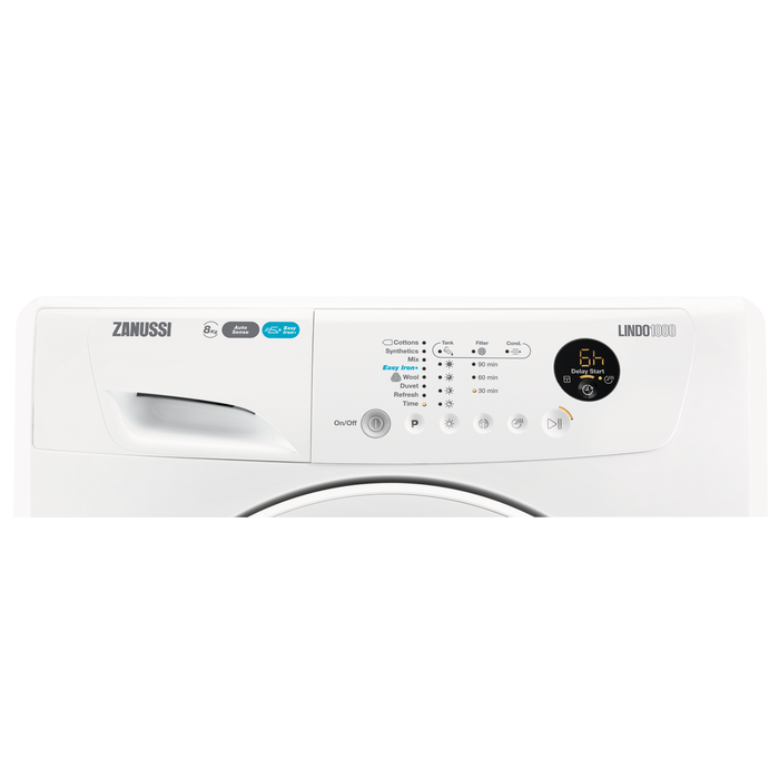 Zanussi - Heat pump dryer - ZDH8333P