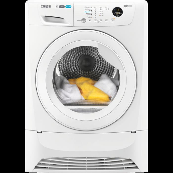 Zanussi - Heat pump dryer - ZDH8333W