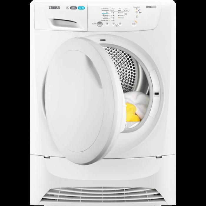 Zanussi - Condenser dryer - ZDC8202P