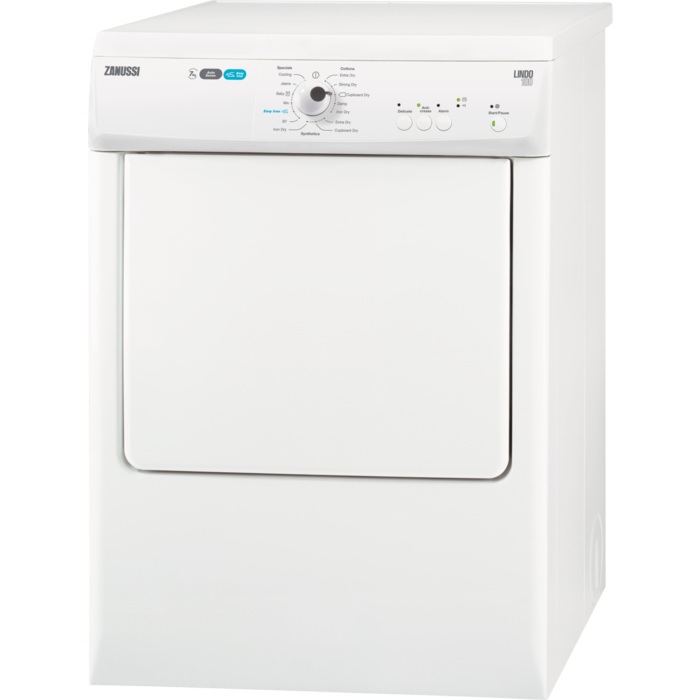 Zanussi - Vented dryer - ZTE7102PZ