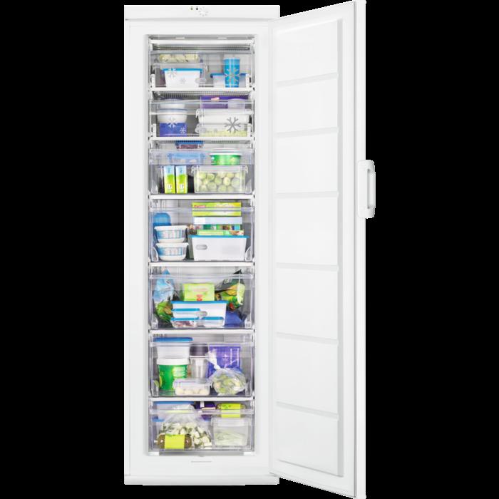 Zanussi - Szabadonálló fagyasztószekrény - ZFU27401WA