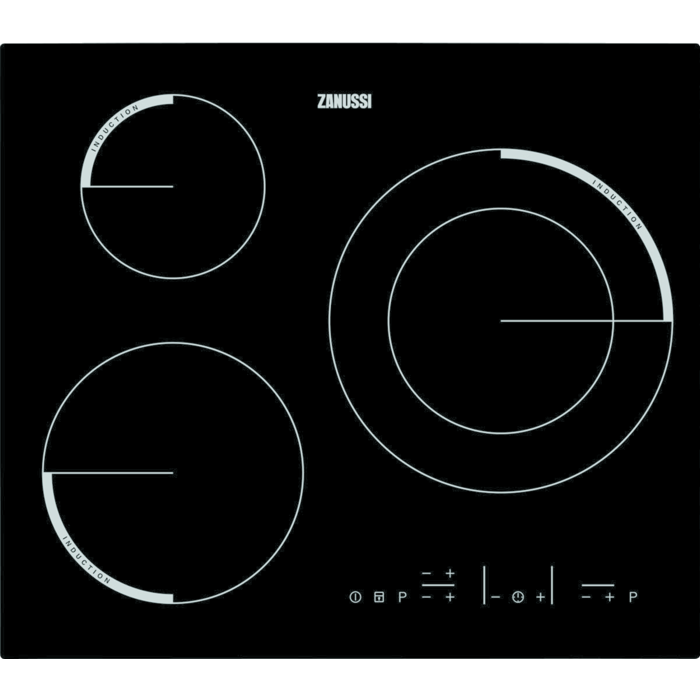 Zanussi - Placa de inducción - ZEI6632FBA