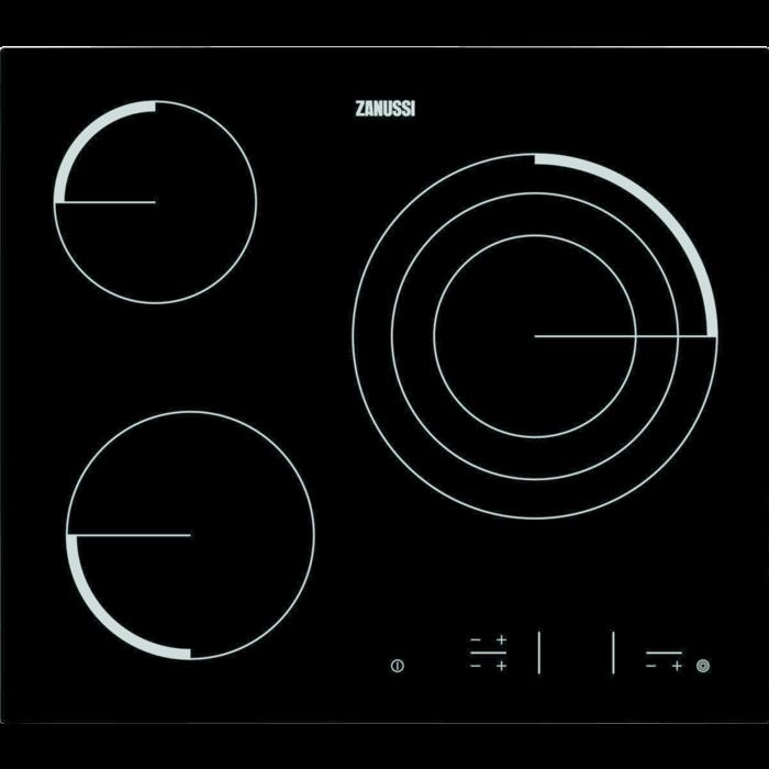 Zanussi - Placa eléctrica - ZEV6332FBA