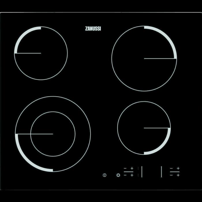 Zanussi - Placa eléctrica - ZEV6341FBA