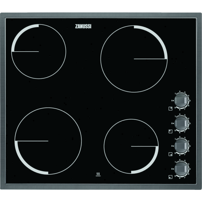 Zanussi - Electric hob - ZEV6140NBA