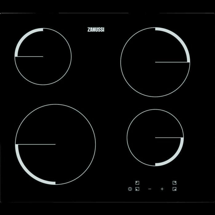 Zanussi - Kerámia főzőlap - ZEV6240FBA