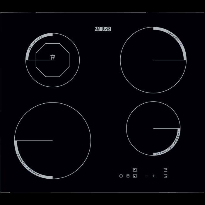 Zanussi - Indukciós főzőlap - ZEI6840FBA