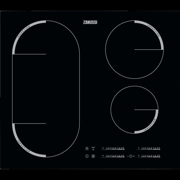 Zanussi - Induction hob - ZEM6740FBA