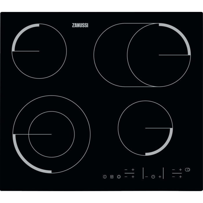Zanussi - Elektrická varná deska - ZEV6646FBA