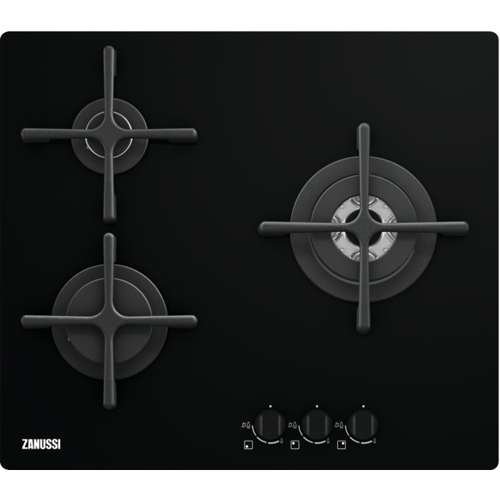 Zanussi - Placa de gas - ZGO66334BA