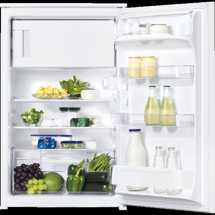 Zanussi - Beépíthető hűtőszekrény - ZBA14421SA