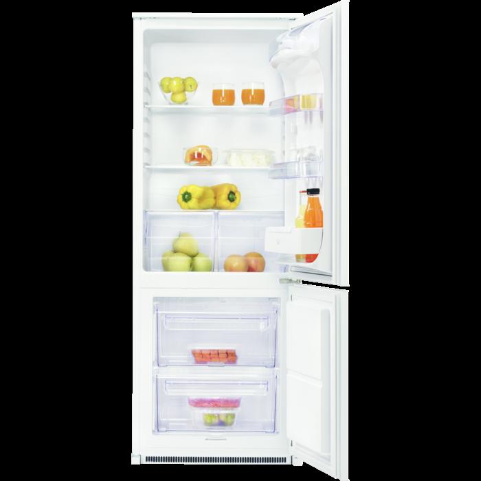 Zanussi - Integrated fridge freezer - ZBB24430SA