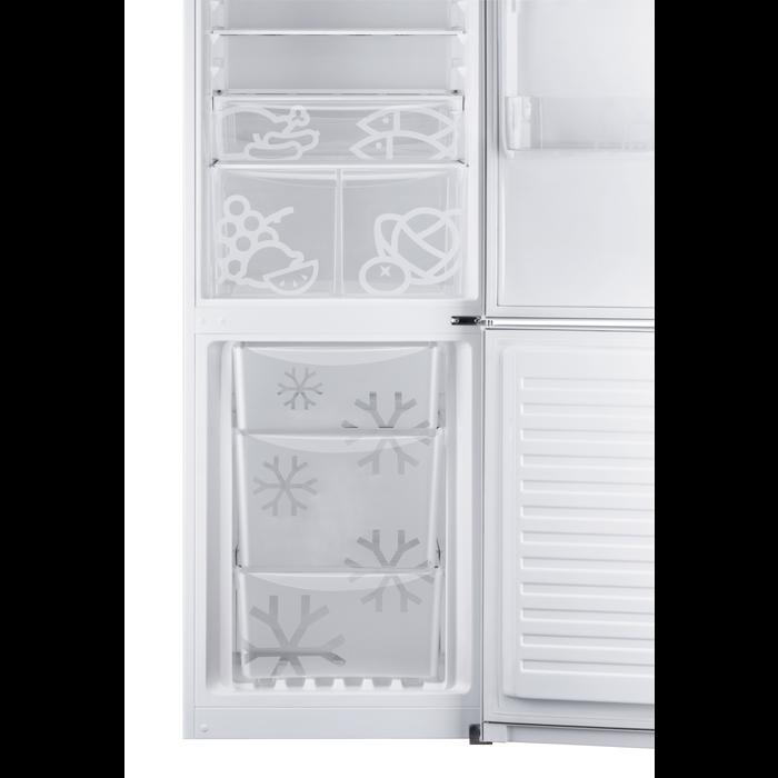 Zanussi - Voľne stojaca chladnička s mrazničkou - ZRB36104WA