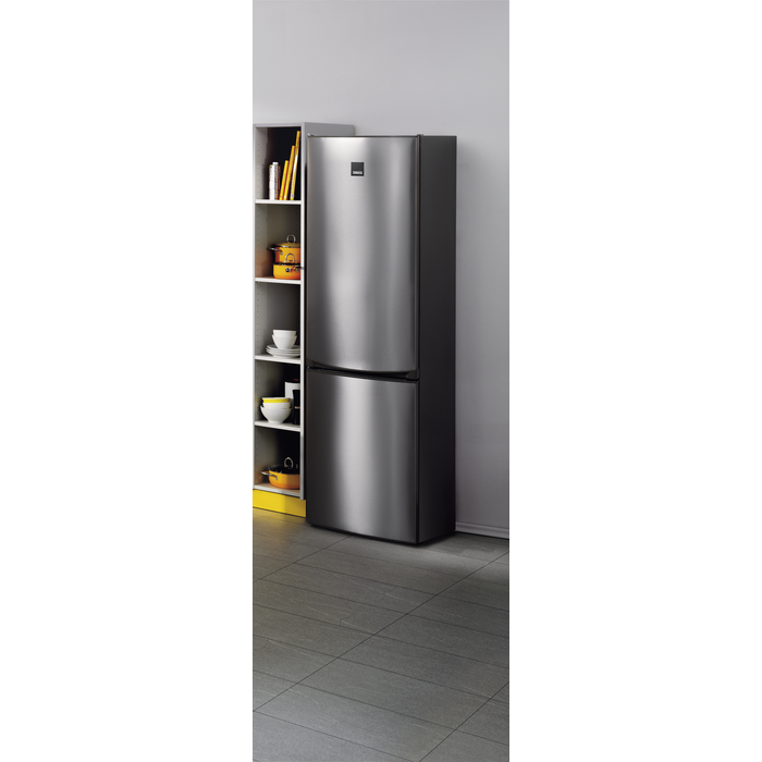 Zanussi - Freestanding fridge freezer - ZRB38212XA