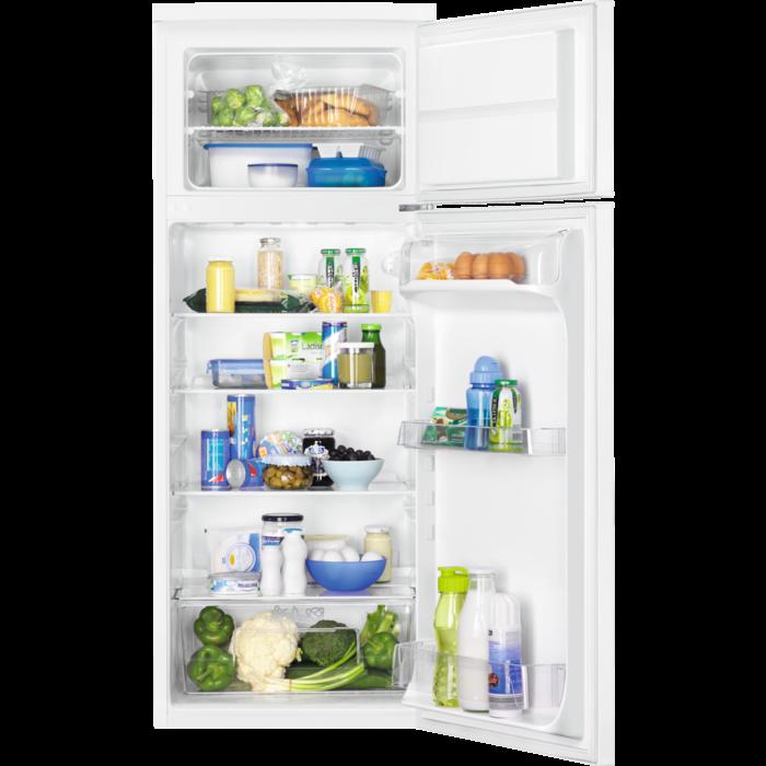 Zanussi - Freestanding fridge freezer - ZRT23103WA