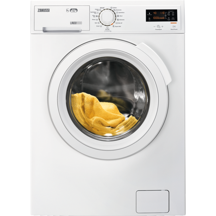 Zanussi - Freestanding washer dryer - ZWD91683NW