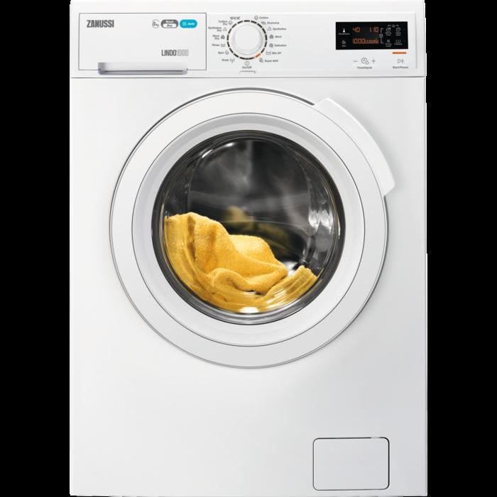 Zanussi - Freestanding washer dryer - ZWD81683NW