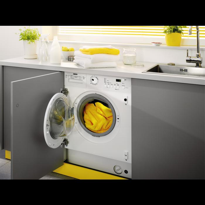 Zanussi - Встроенная стиральная машина - ZWI71201WA