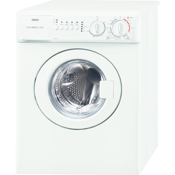 Zanussi - Compact washing machine - ZWC1301