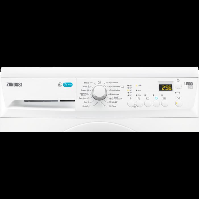Zanussi - Elöltöltős mosógép - ZWF81243W