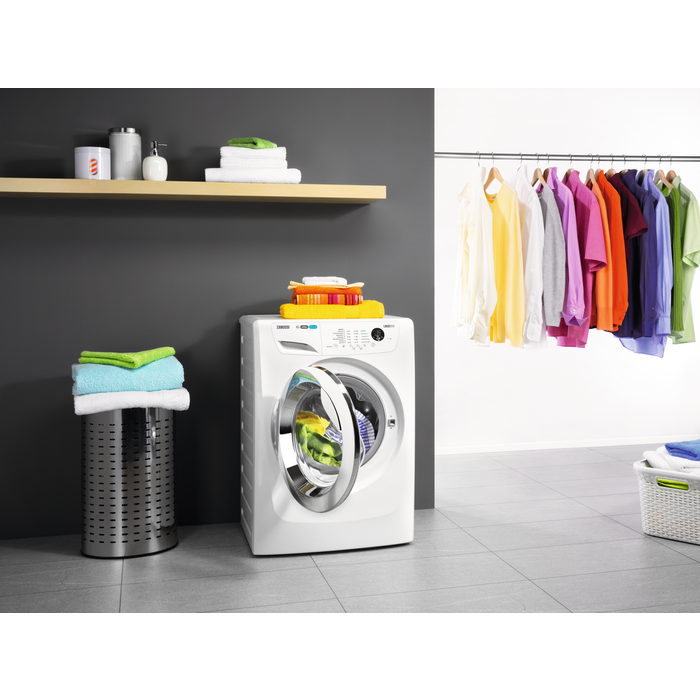 Zanussi - Front loader washing machine - ZWF81463WH