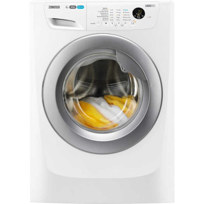Zanussi - Front loader washing machine - ZWF81463WR