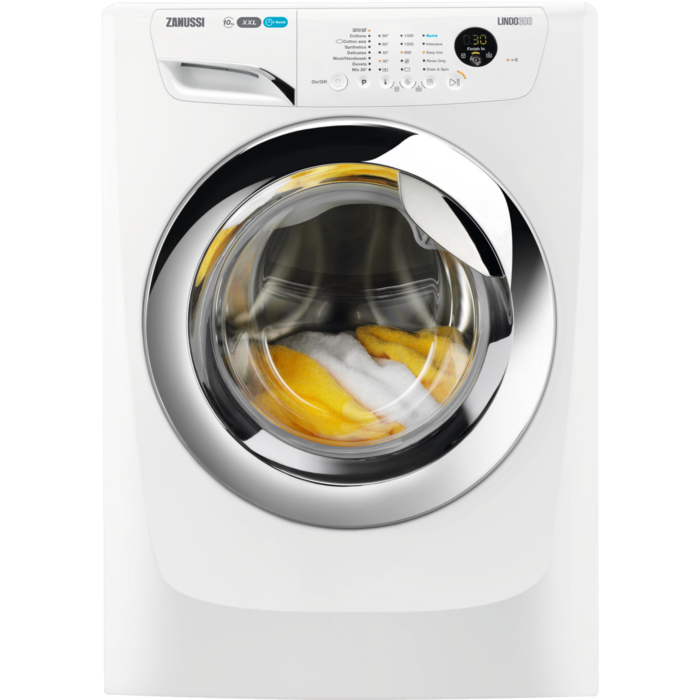 Zanussi - Front loader washing machine - ZWF01483WH