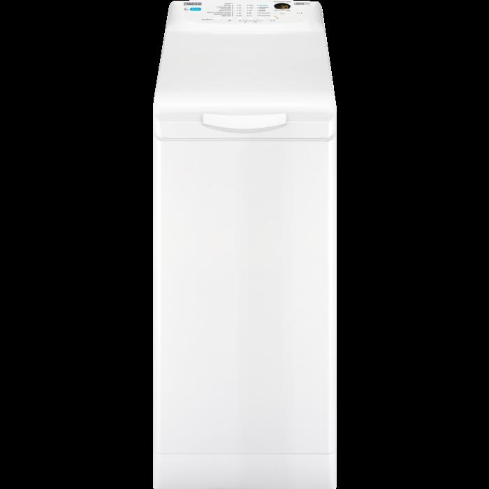 Zanussi - Стиральная машина с вертикальной загрузкой - ZWQ61225WI