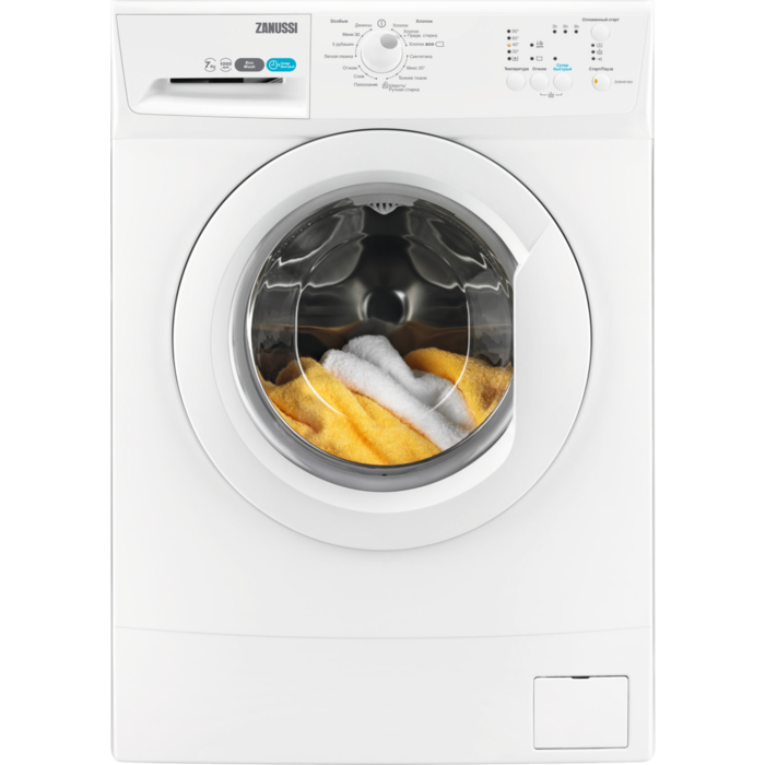 Zanussi - Компактная стиральная машина - ZWSH6100V