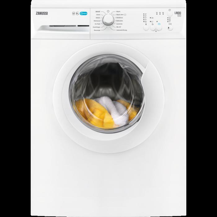 Zanussi - Máquina de lavar carga frontal - ZWF81240W