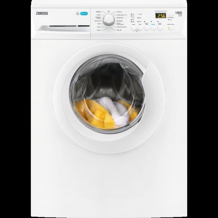 Zanussi - Front loader washing machine - ZWF61203W