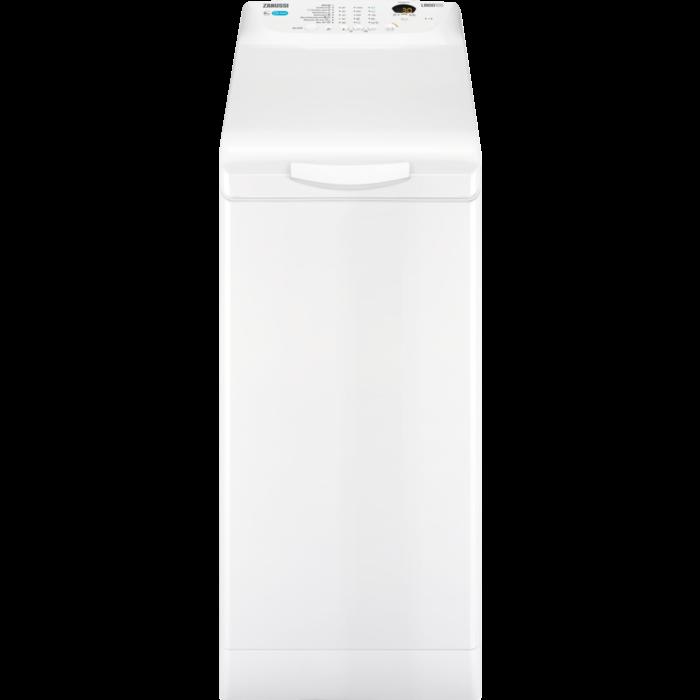 Zanussi - Maşină de spălat rufe cu încărcare verticală - ZWQ61025WI