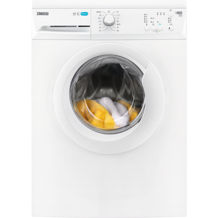 Zanussi - Máquina de lavar carga frontal - ZWF71050W