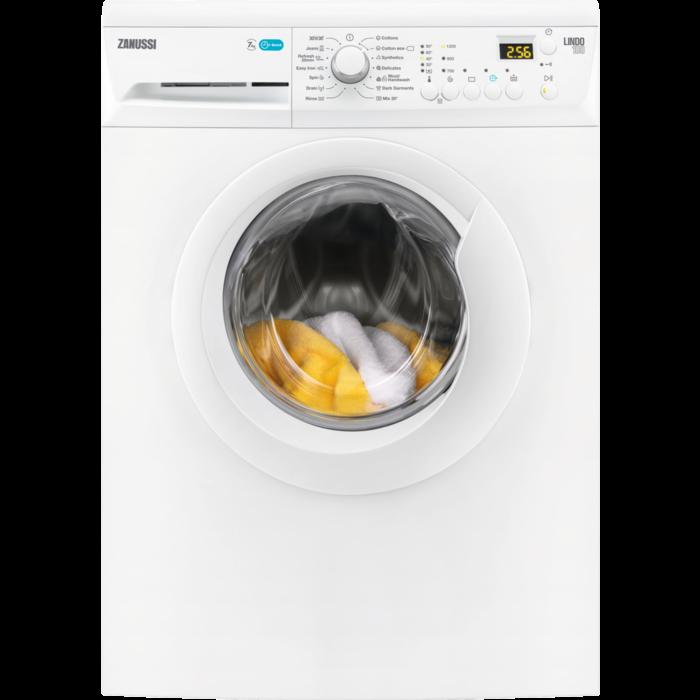 Zanussi - Elöltöltős mosógép - ZWF71243W