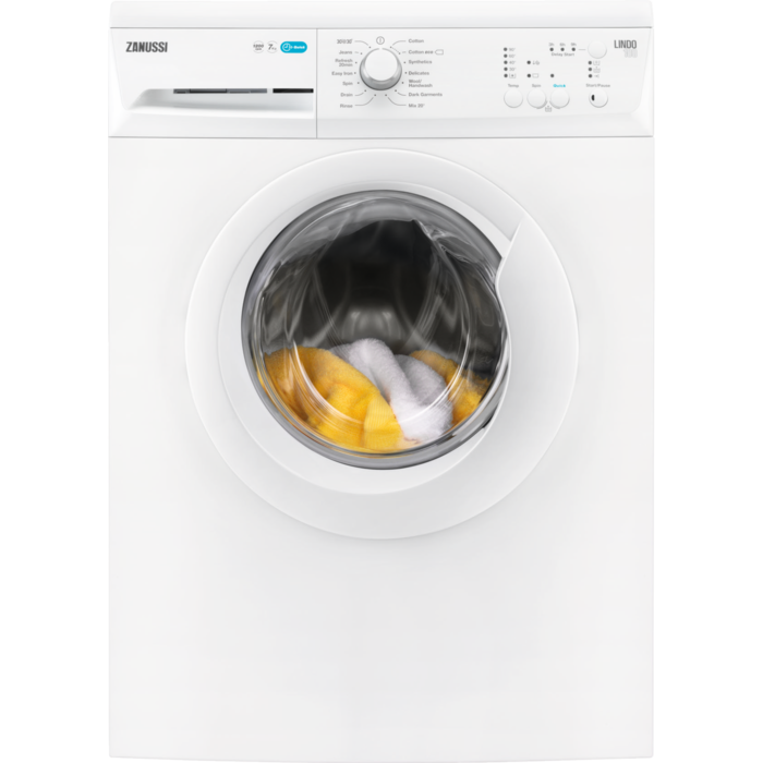 Zanussi - Front loader washing machine - ZWF71240W