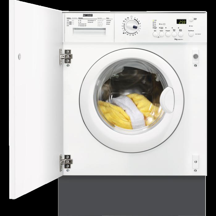 Zanussi - Integrated washing machine - ZWI71209WA