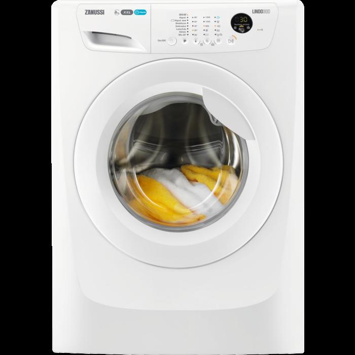 Zanussi - Máquina de lavar carga frontal - ZWF81263W