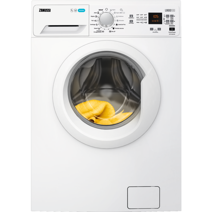 Zanussi - Máquina de lavar carga frontal - ZWF7230WWE