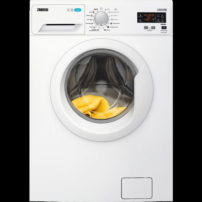 Zanussi - Máquina de lavar carga frontal - ZWF7240WWE